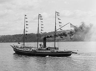 SS Roosevelt (1905) - SS Roosevelt