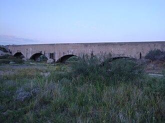 Pecos River - Pecos River Flume