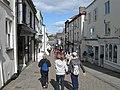 Pedestrianised street, Chepstow - geograph.org.uk - 1776264.jpg
