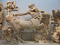 Pediment, Museum at Olympia, Greece 4.jpg