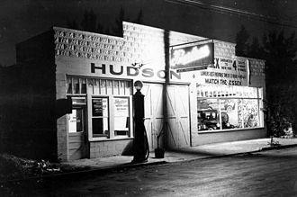 Peerless Motor Company - Peerless Dealer in Florida, circa 1926
