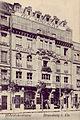 Pelzhaus A. Schuster, Strasburg, Hohenlohestrasse, Avenue de la Marseillaise.JPG