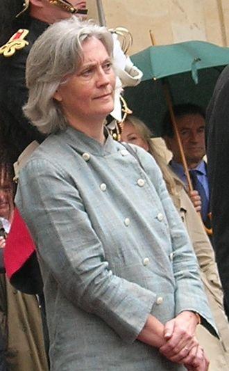 Fillon affair - Penelope Fillon in 2007