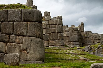 Inca Empire - Sacsayhuamán, the Inca stronghold of Cusco