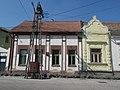 Petőfi Sándor utca 15 és a Neiser-ház részlete, 2018 Dombóvár.jpg