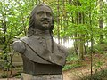Peter I monument in Brussels Park - IMG 3791.JPG