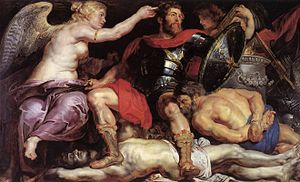 Conquest (military) - The Triumph of Victory by Peter Paul Rubens