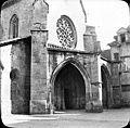 Petit cloître de la chartreuse (Porche de l'église de la Chartreuse (1558), Villefranche-de-Rouergue.jpg