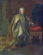 Tsar Peter II 1728