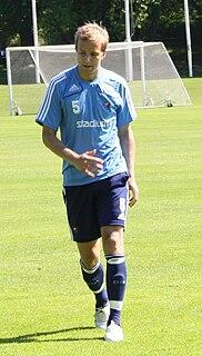 Petter Gustafsson Swedish footballer