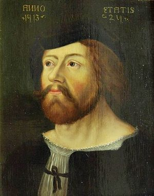 Otto I, Count Palatine of Mosbach