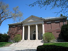 Phillips Academy, Andover, MA - Addison Gallery of American Art.JPG