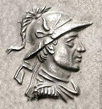 Philoxenus Anicetus - Portrait of Philoxenus