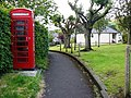 Phone box in Settle - geograph.org.uk - 1369879.jpg