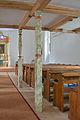 Piberbach Neukematen Kirche Empore Säulen.jpg