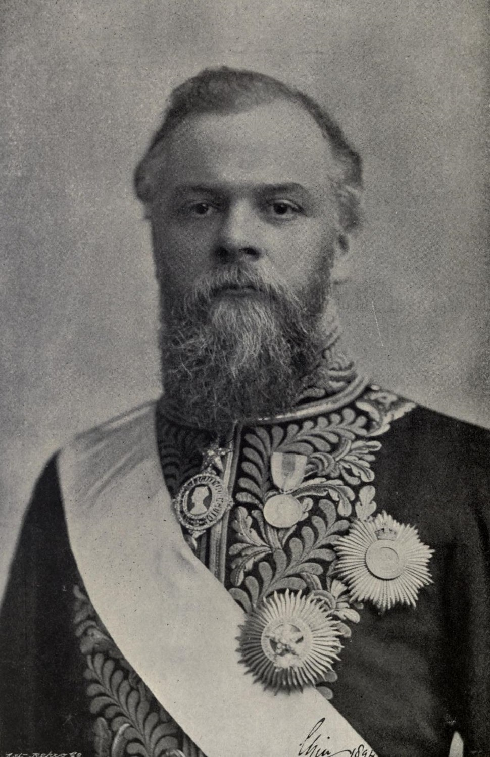 Picture of Victor Bruce, 9th Earl of Elgin