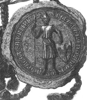 Bolesław V the Chaste - Bolesław V the Chaste's Seal