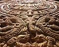 Piedra del Sol Mexica vista desde abajo.jpg