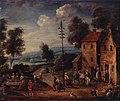 Pieter Brueghel - Festa na aldeia.jpg