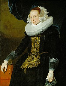Pieter Claesz. Soutman - Portrait of a Woman.jpg