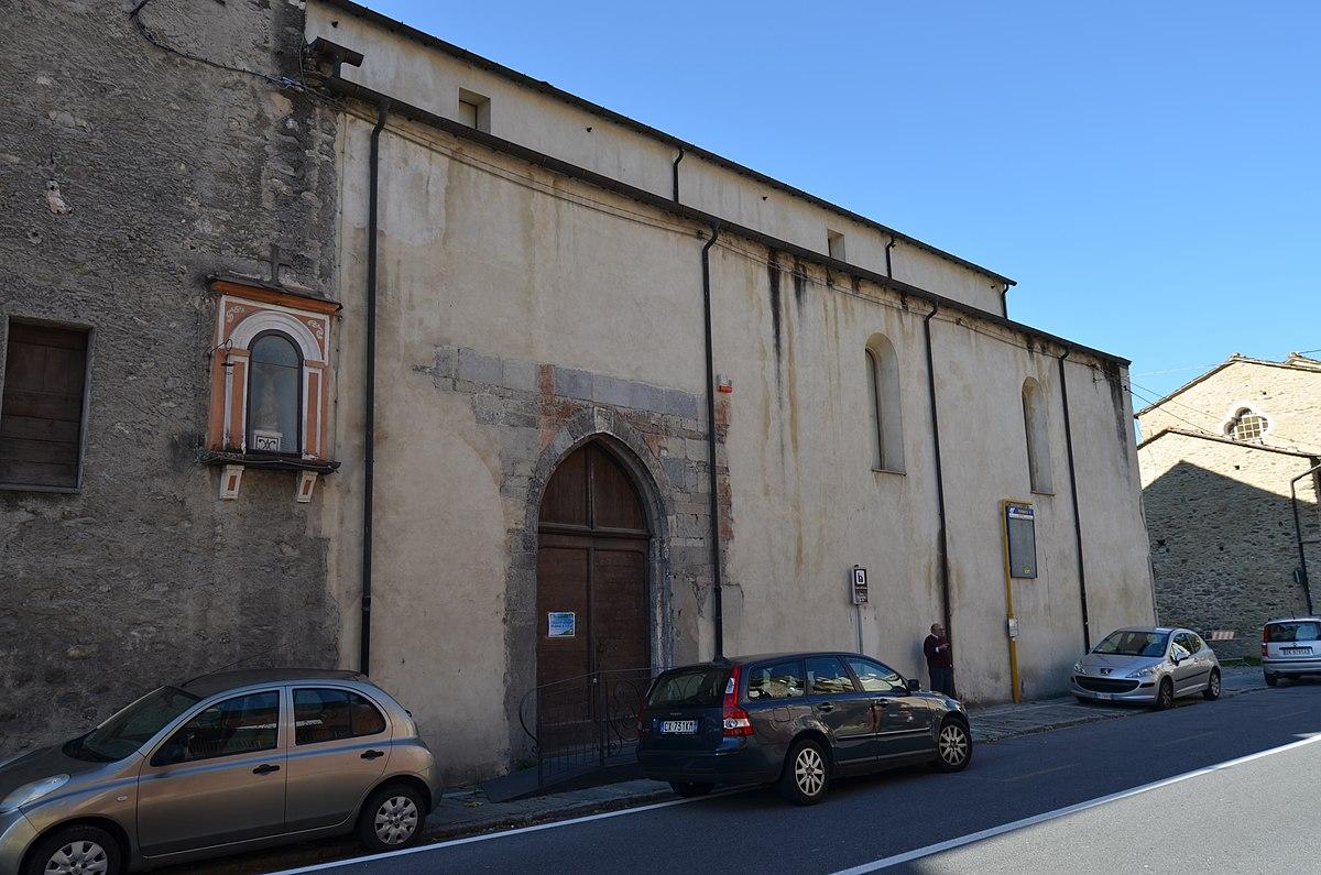 Chiesa della madonna della ripa wikipedia for Piani di piantagione storici