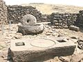 PikiWiki Israel 1899 Archeological sites of Israel בית בד באתר כורזים.jpg