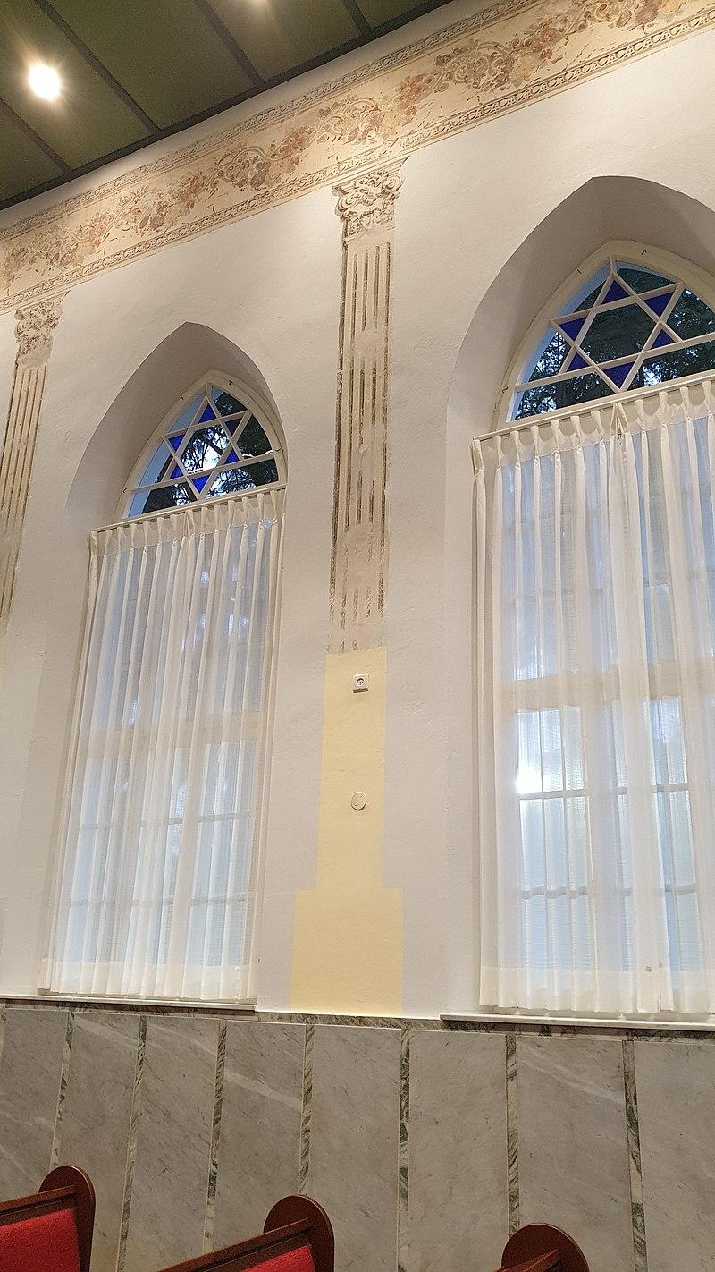 כינוס בבית הכנסת הגדול בנס-ציונה