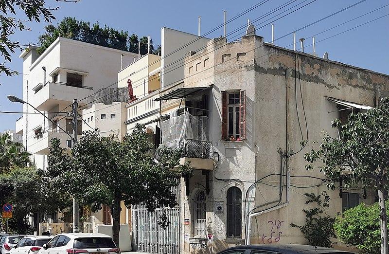 הבית ביהודה הלוי 3 תל אביב
