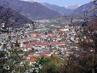 Pinasca Comune in Piedmont, Italy