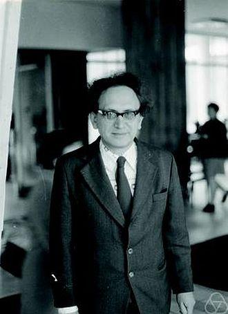 Mark Semenovich Pinsker - 1976 in Leningrad