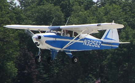Piper PA-20 Pacer - Wikiwand