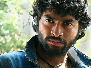 Pitobash Tripathy Film actor