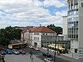 Plac Trzech Krzyży w Warszawie - Instytut Głuchoniemych - panoramio.jpg
