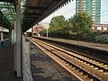 Plaistow station LTS look east.JPG