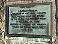 Plaque, Beacon Hill, Torquay - geograph.org.uk - 1197785.jpg