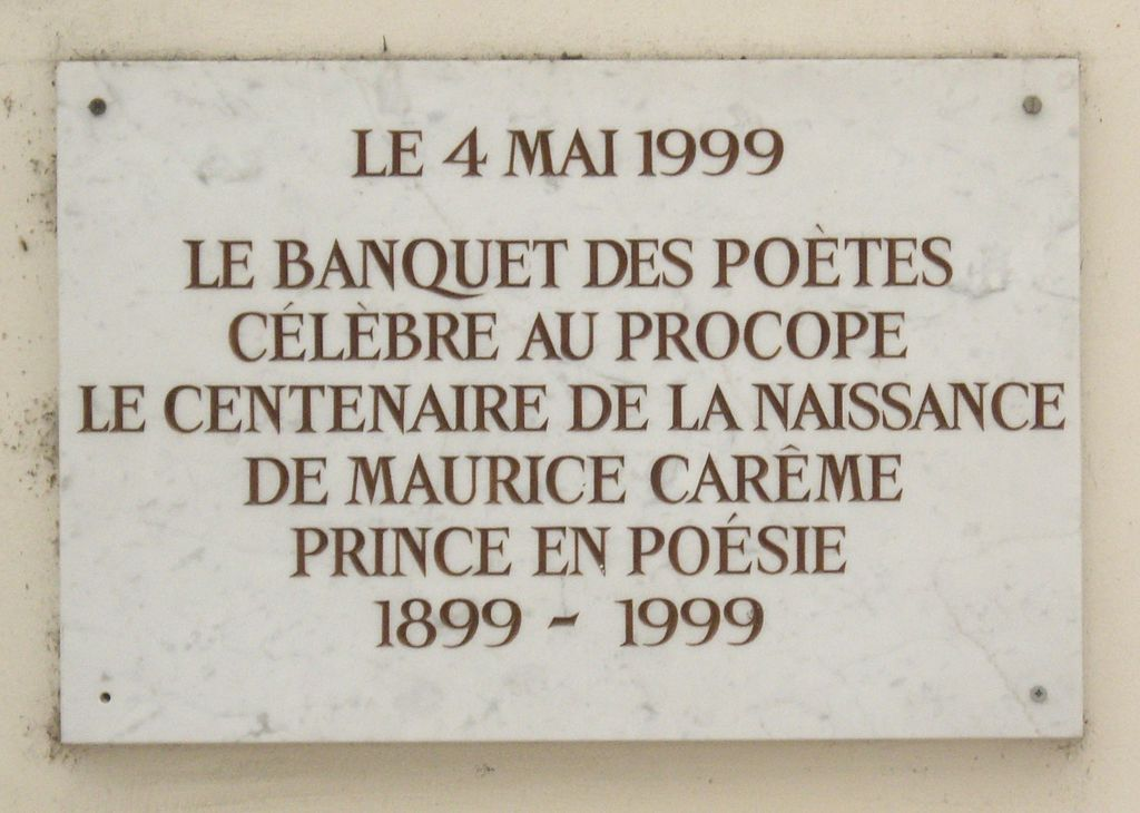 Caf Ef Bf Bd Dans Cour Paris Marais