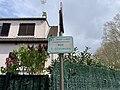 Plaque Rue Robert Schumann - Rosny-sous-Bois (FR93) - 2021-04-15 - 2.jpg