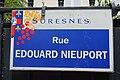 Plaque rue Édouard-Nieuport Suresnes.jpg