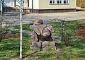 """Plastik """"Das häßliche kleine Entlein"""" 02 by Margarete Bistron-Lausch.jpg"""