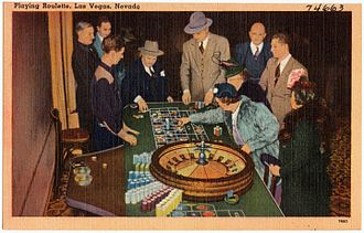 Game of chance - Roulette is a game of chance, no strategy can give players advantages, the outcome is determined by pure chance