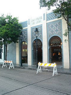 Mercado de las Carnes Historic place located in Ponce, Puerto Rico
