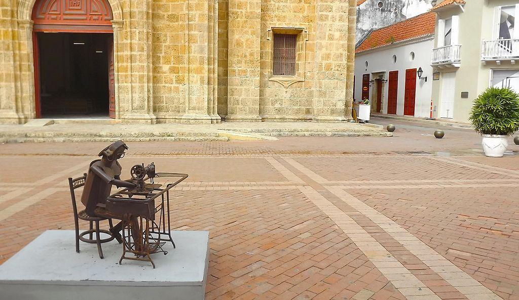 Plaza San Pedro Claver 2