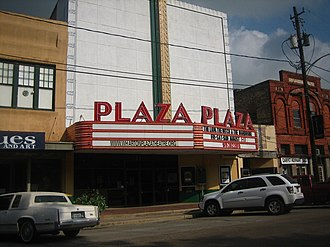 Wharton, Texas - Plaza Theater
