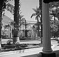Plein met fontein bij het Capitolo in Caracas in Venezuela, Bestanddeelnr 252-8445.jpg