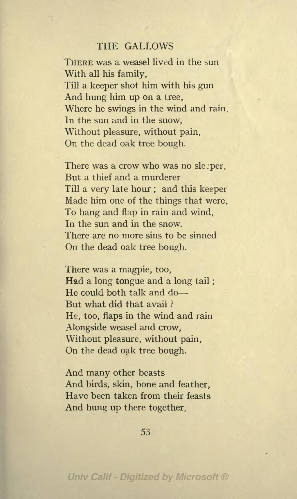 Pagepoems Edward Thomas 1917djvu59 Wikisource The