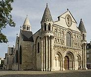 Poitiers, Église Notre-Dame la Grande-PM 31852