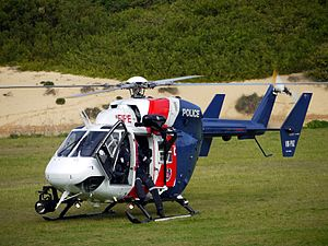 PolAir 5 - Fire 1 BK-117 B2 - Flickr - Highway Patrol Images.jpg