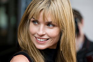 English: A Canadian actress Polly Shannon at t...