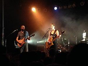 Pomplamoose - Pomplamoose performing in 2014