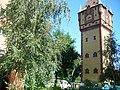 Ponad dwudziestometrowa wieża cisnień - panoramio.jpg